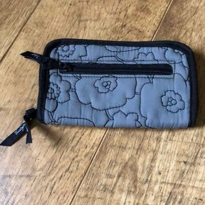 Thirty-one gray wallet